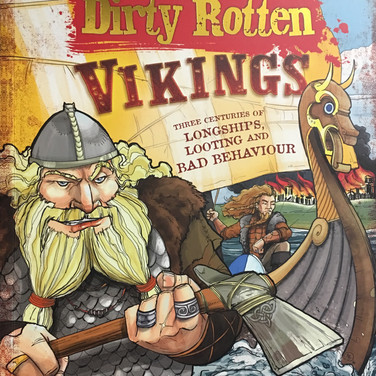 Dirty Rotten Vikings