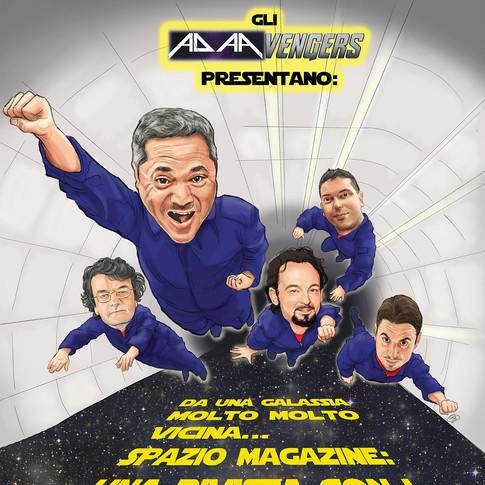 n°4 - Adaavengers!