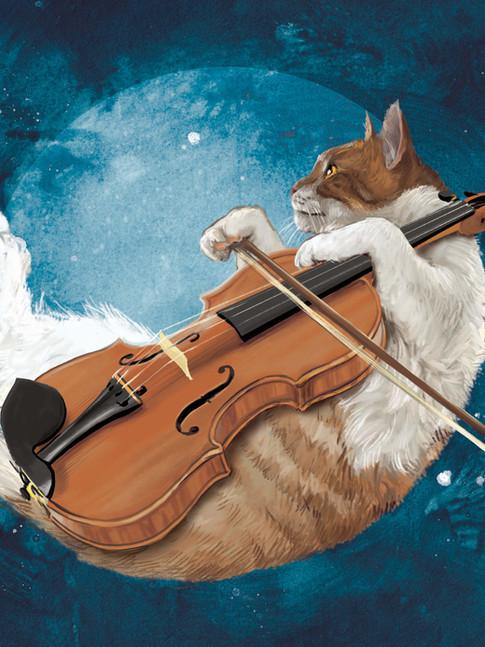 June violinista