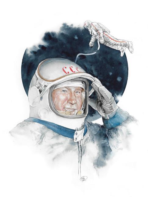 Alekseij Leonov