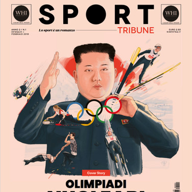 Sport Tribune Magazine