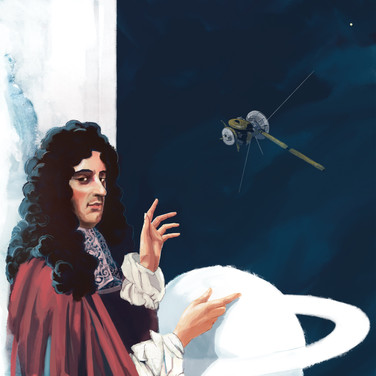 n°1 - Cassini