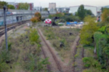 Les Groues La Folie/Picheta/Ile Ferroviaire (92)