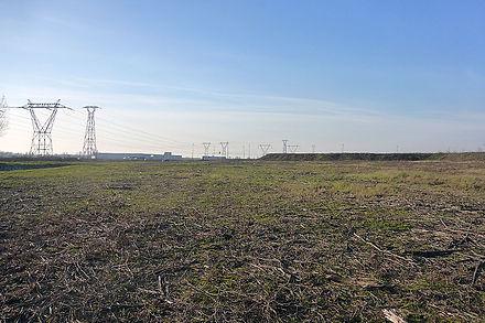 Extension de zone logistique sur l'Aéroville de Roissy (95)