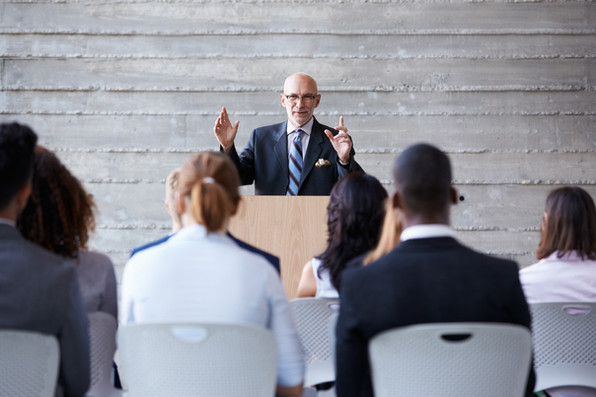 Why Motivational Speakers can't Motivate You.