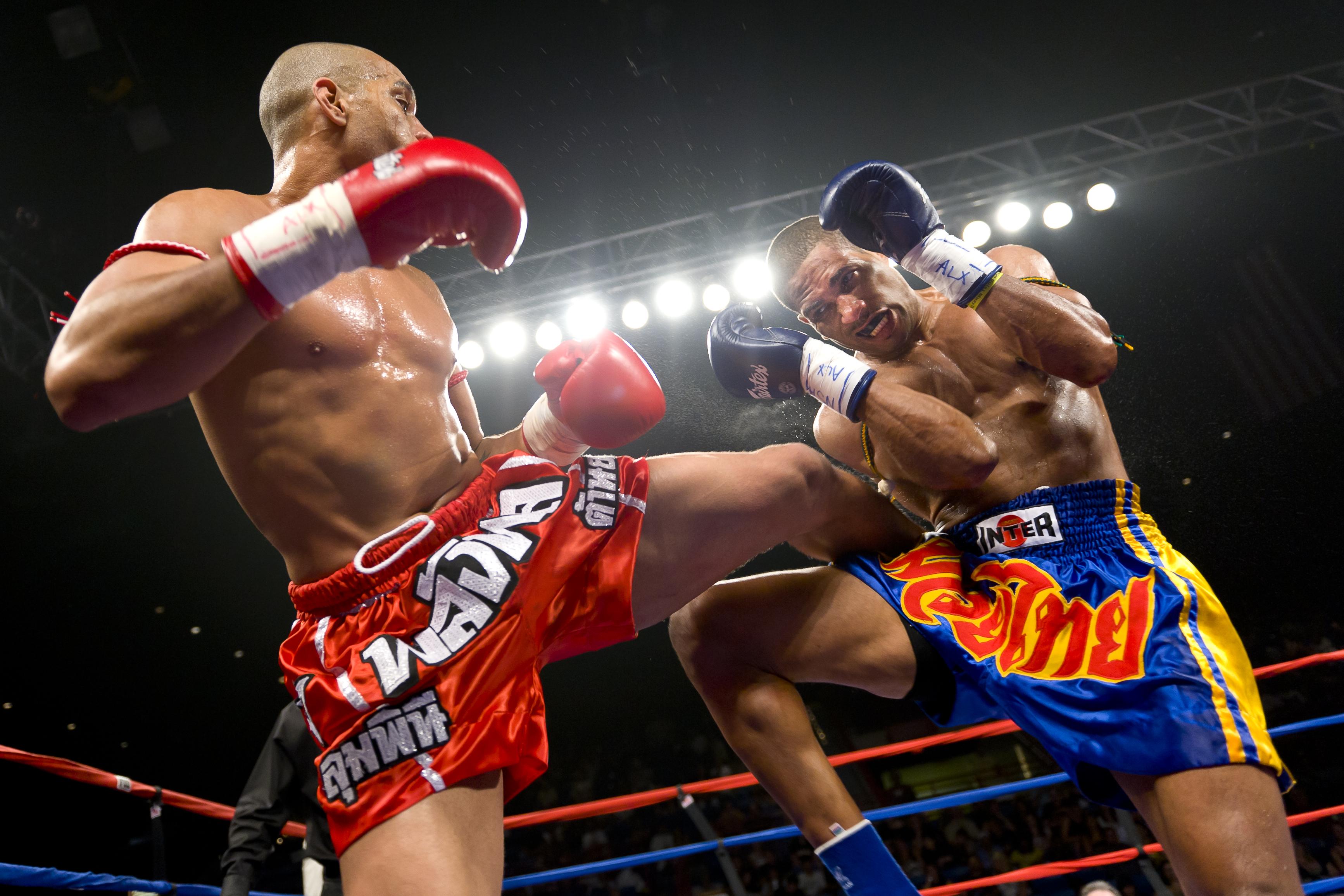 Kickboxing, Sports Massage