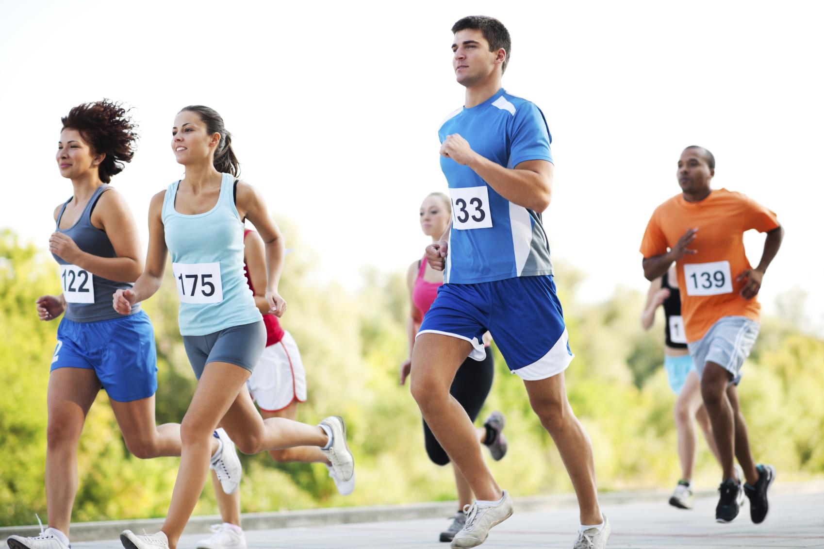 Runners/Jogging, Sports Massage