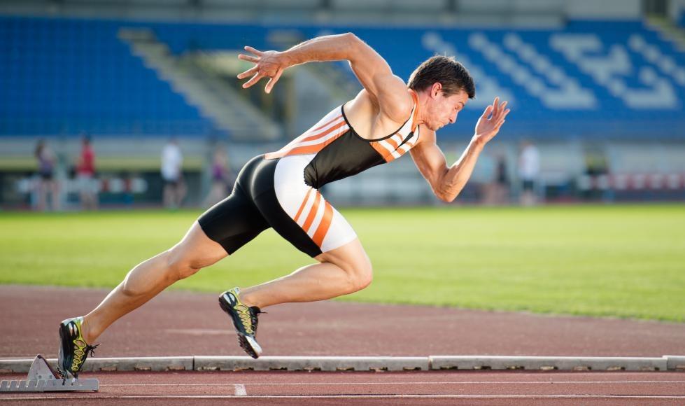 Sprinter, Sports Massage