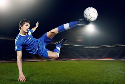 Soccer, Sports Massage