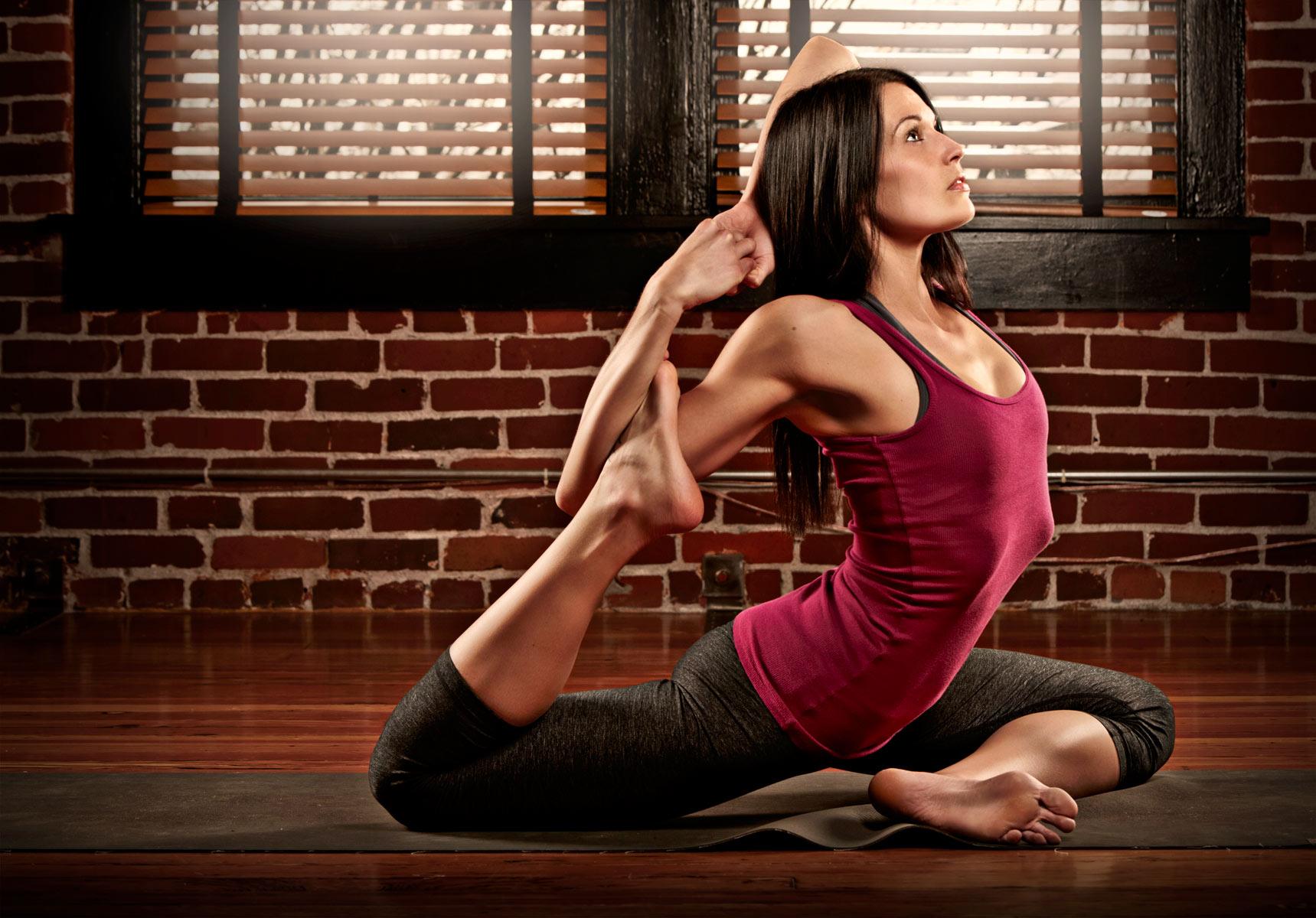 Yoga, Sports Massage