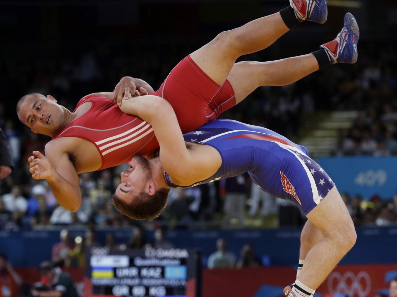 Wrestling, Sports Massage