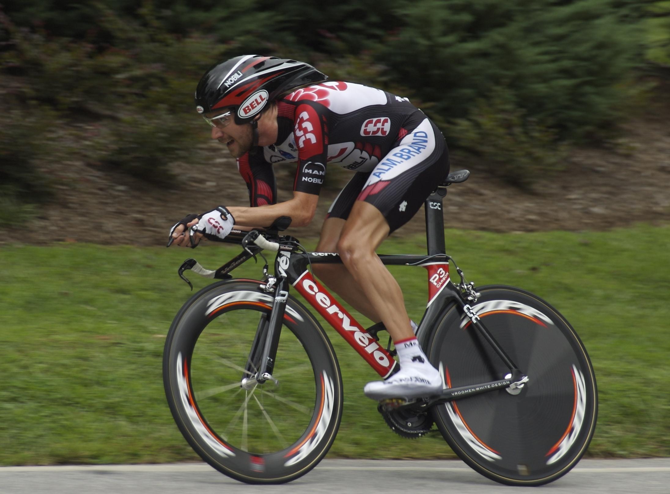 Cycling, Sports Massage