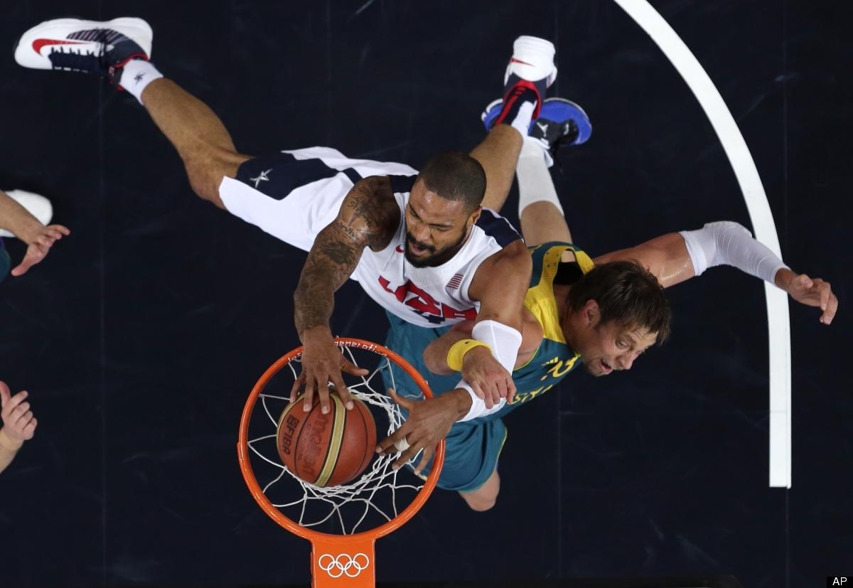 Basketball, Sports Massage