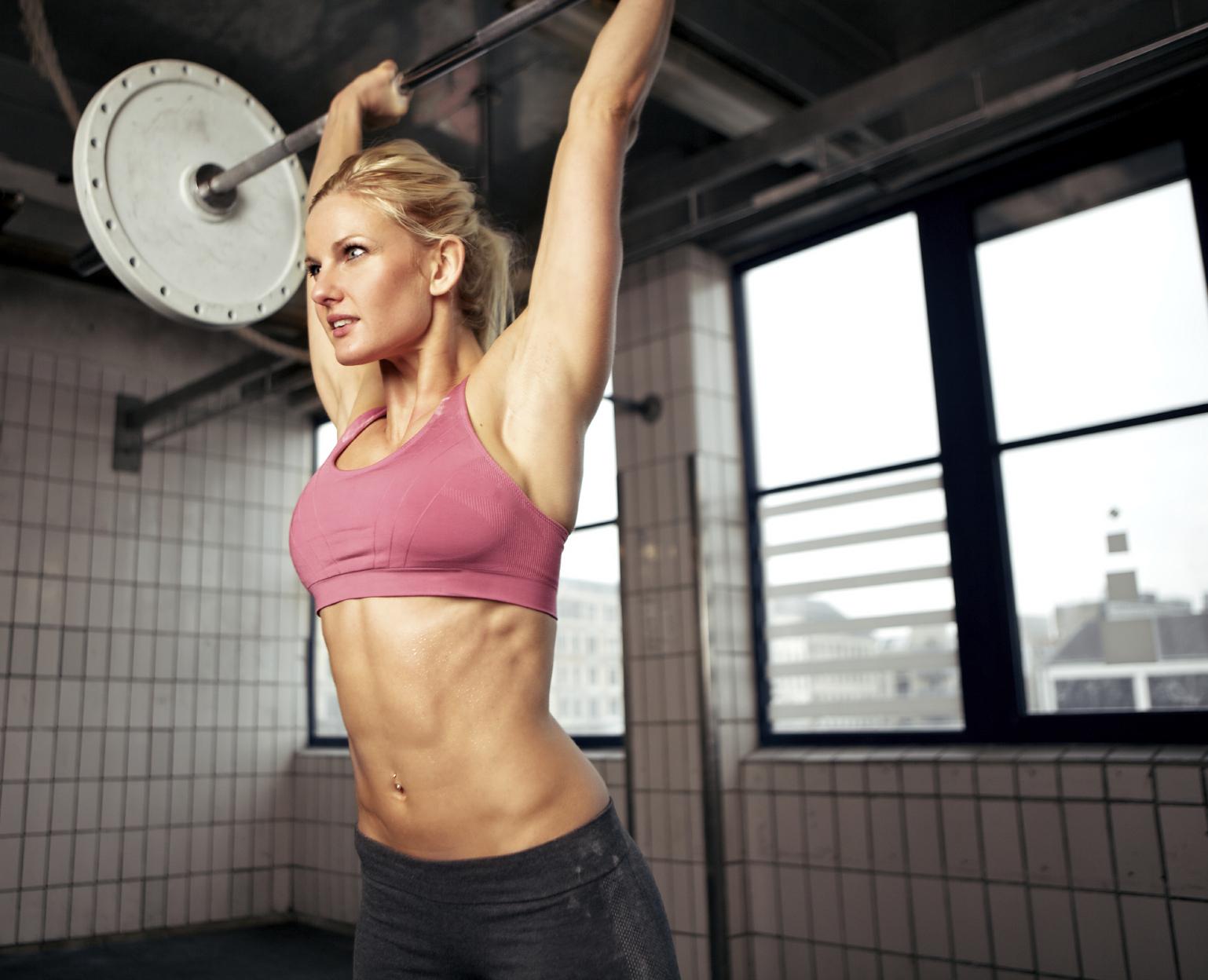 Weightlifting, Sports Massage