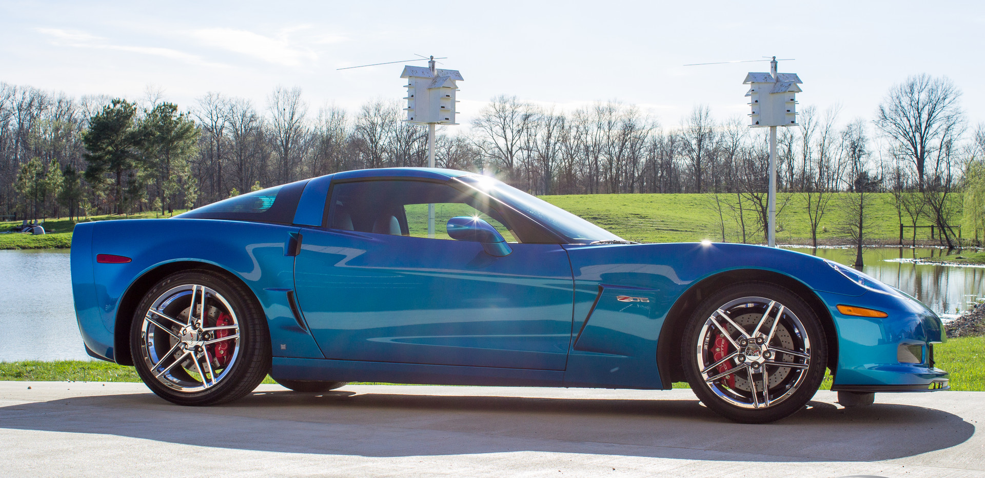 2008 Chevy Corvette Z06