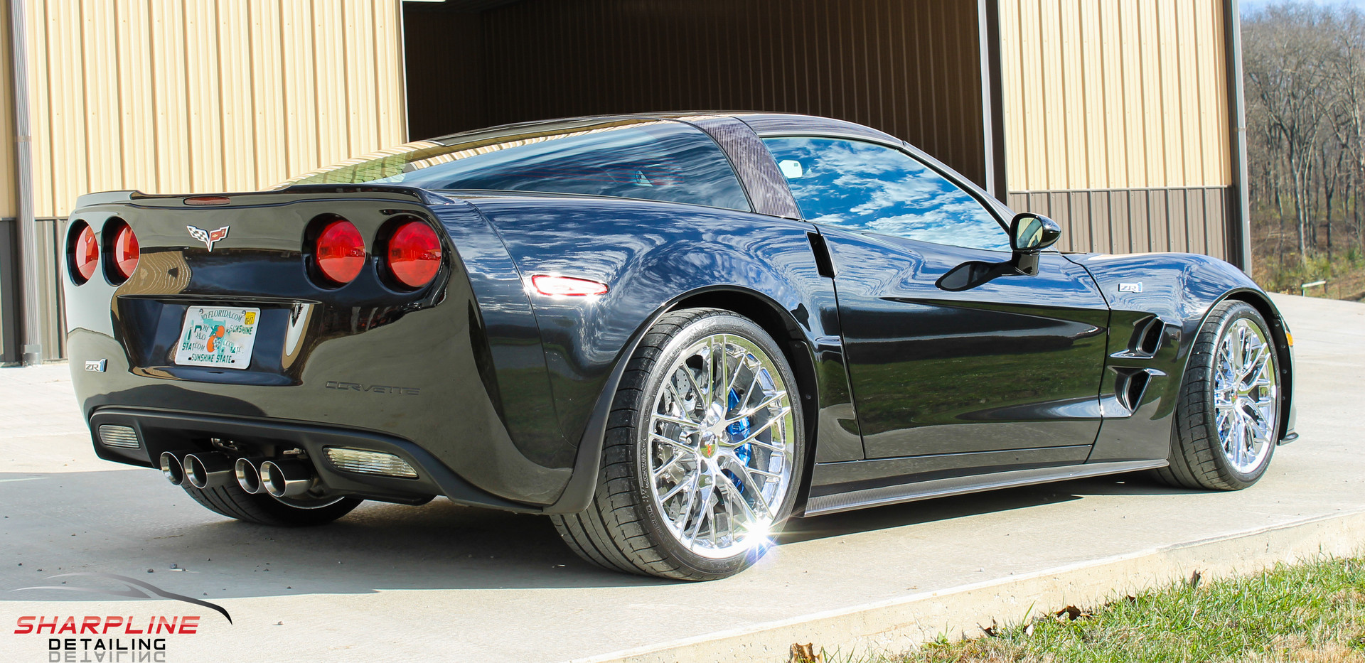 2011 Chevy Corvette ZR1
