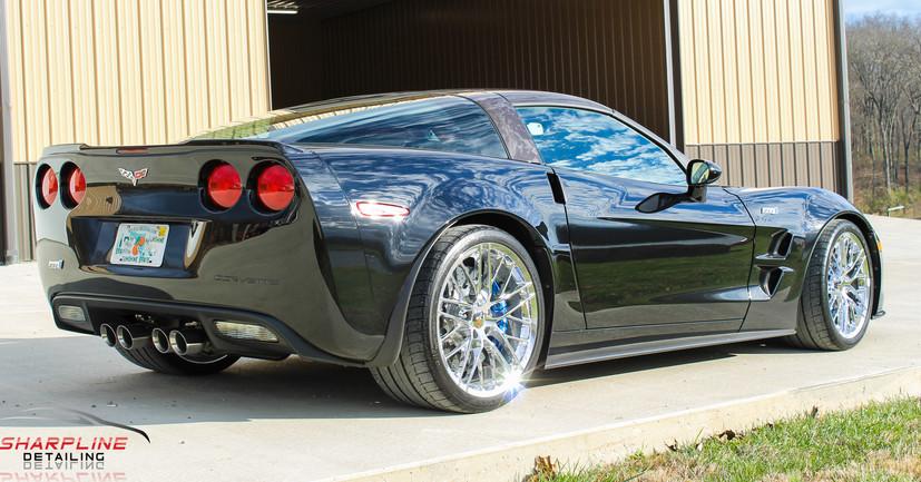 2011 Chevy Corvette ZR1