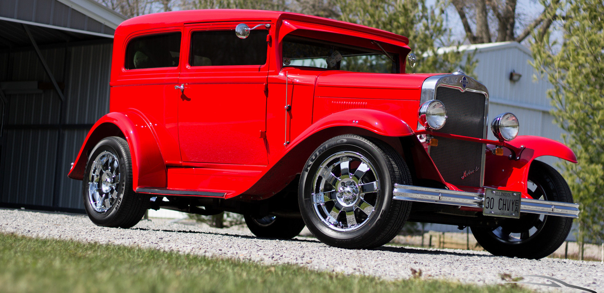 1930 Chevy 2 Door Sedan