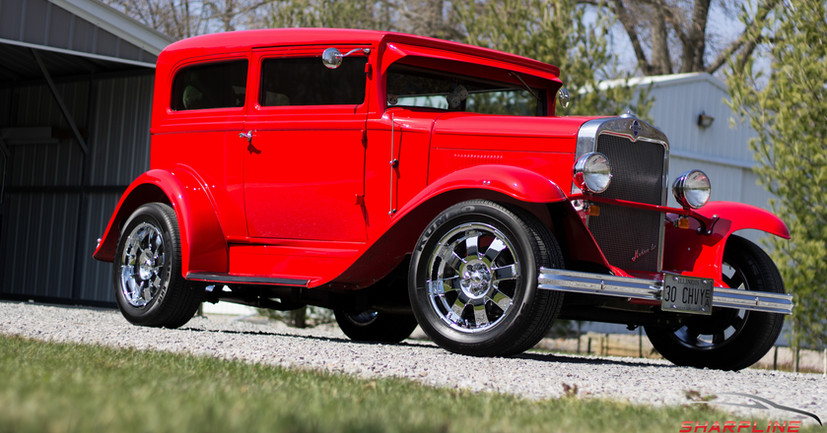 1930 Chevy 2 Door Sedan