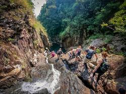 Sai Kung Stream Trekking