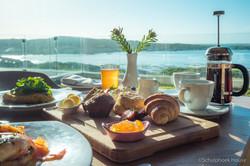 6  Schulphoek House Breakfast Table