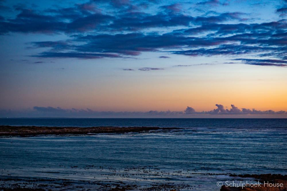 Schulphoek bay 12 (sunset)