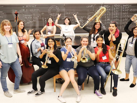 Getting Started - El Paso Jazz Girls' Inaugural Clinic