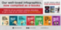 Infographics E-Books Poster (Eventbrite)