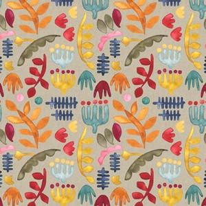 multi coloured fabric