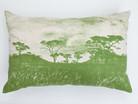 Velt Green Bespoke Cushion