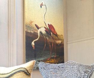 Flamingo Wall Hangings