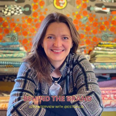 Watch Paula Goodburn speaking to Karolina from ESTILA