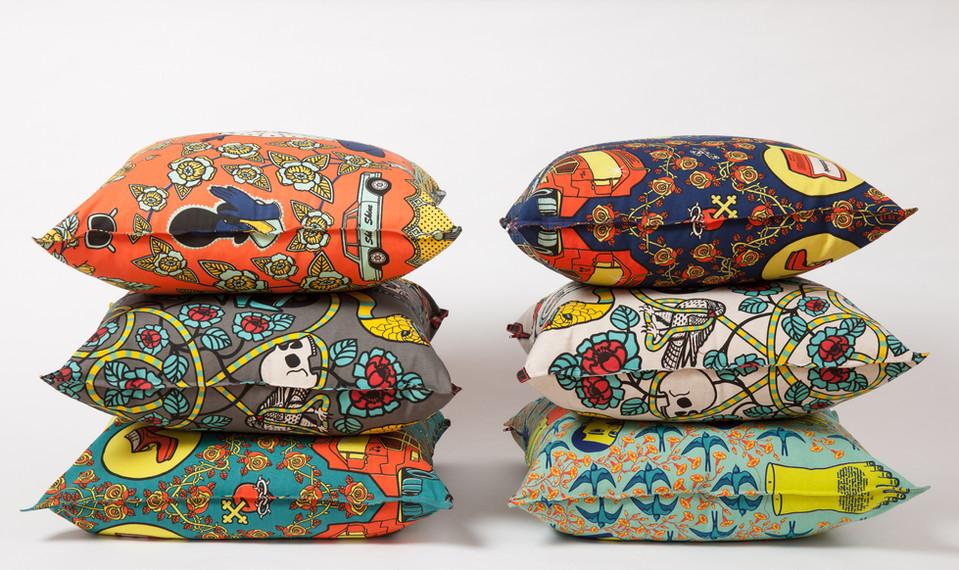 Shine Shine Cushions