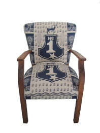 No 1 fabric bespoke chair