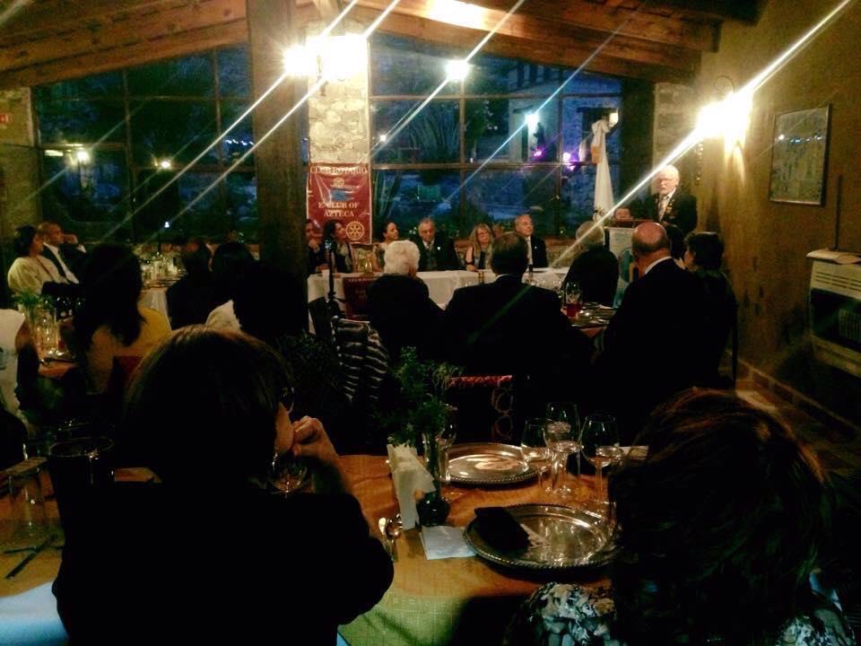 Evento en Restaurante La Troje