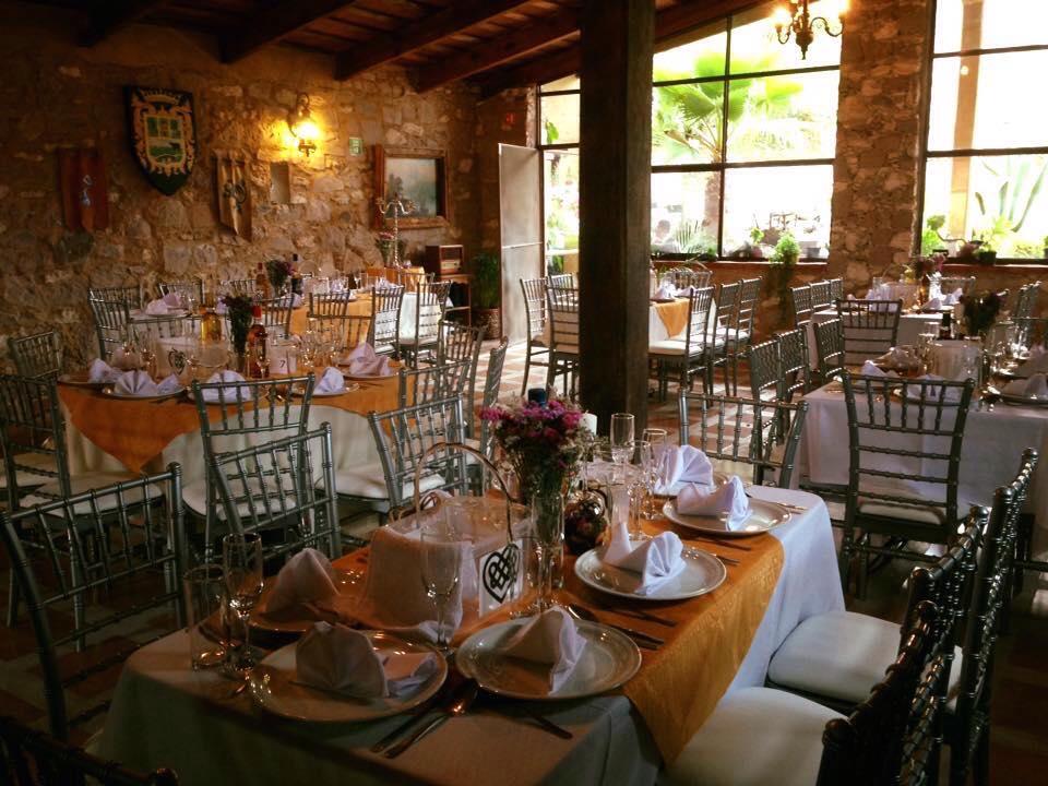 Boda en Restaurante La Troje