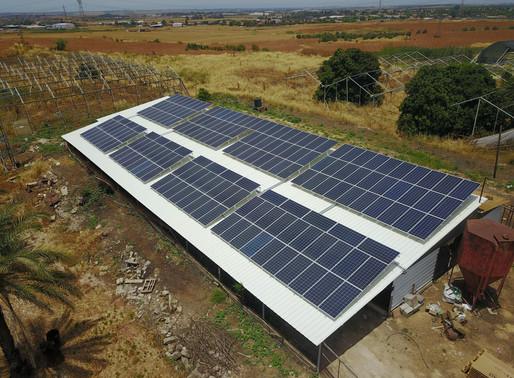 מרחיבים את המכסה למערכות סולארית