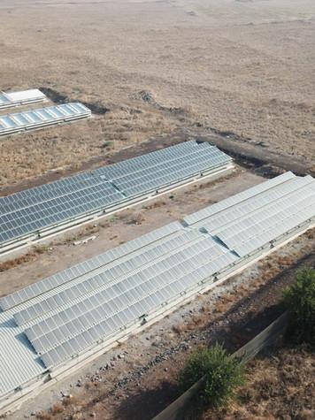 מערכת סולארית בבני יהודה