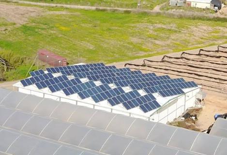 הורחב הפטור מהיתר בניה עד ל-700 קילו-וואט, למערכות סולאריות מעבר לקו הירוק
