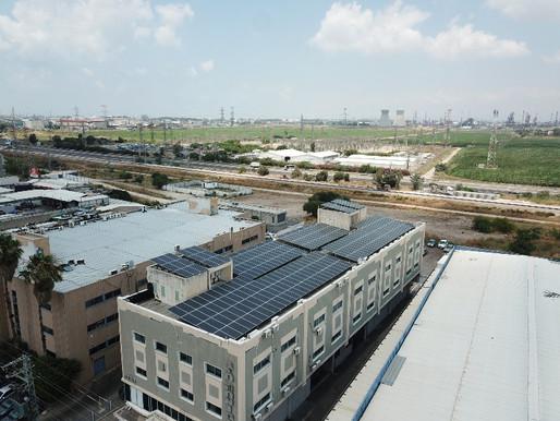 רשות החשמל בצעדי עידוד כדי לעמוד ביעד של 10% אנרגיה מתחדשת עד סוף שנת 2020