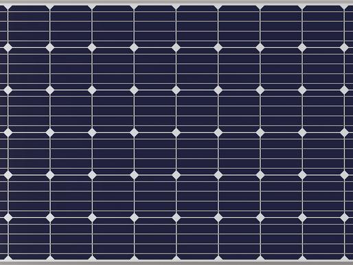 איך עובד פאנל סולארי (תאים פוטו-וולטאים)