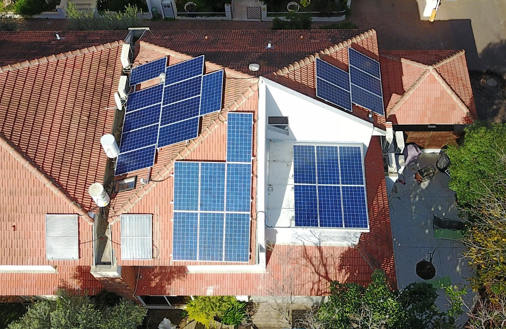 מערכת סולארית פרטית