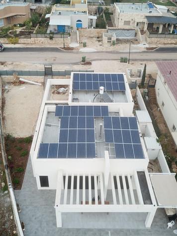 מערכת סולארית בנורית