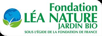Logo Fondation Lea Nature utilisation we