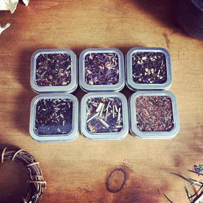 Tea Time with Blackthorn Hoodoo Blends