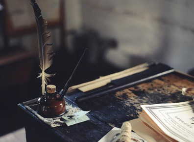 The Crafting of Magical Inks