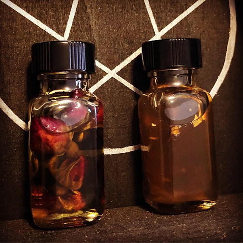 Witch Lord Oil