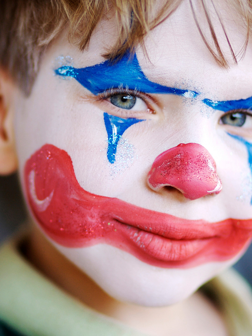 Young Clown