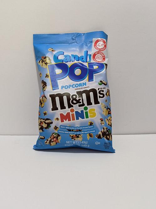 Candy Pop Popcorn M&M's Minis