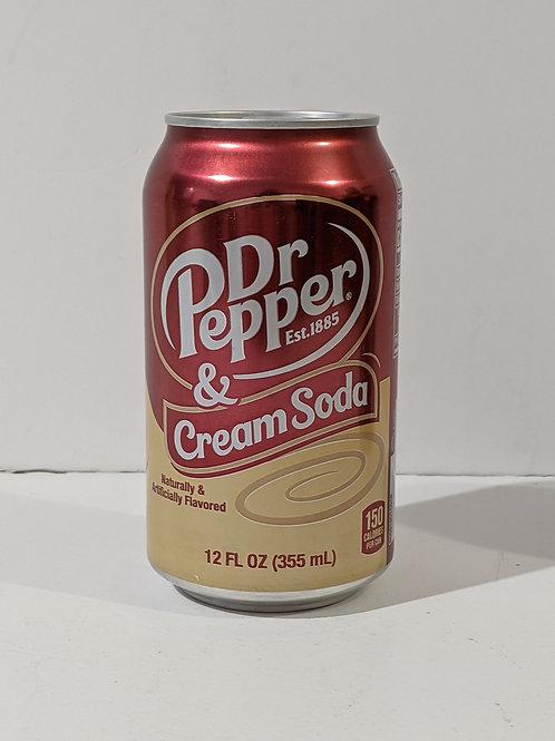 Dr. Pepper & Cream Soda